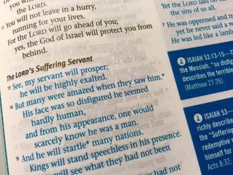 Jesus-Centered Bible