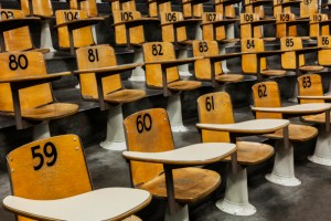 Classroom Theater Seating 59