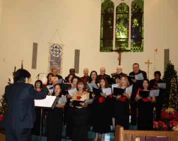 Christmas mass 3
