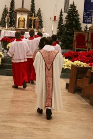 christmas mass 1
