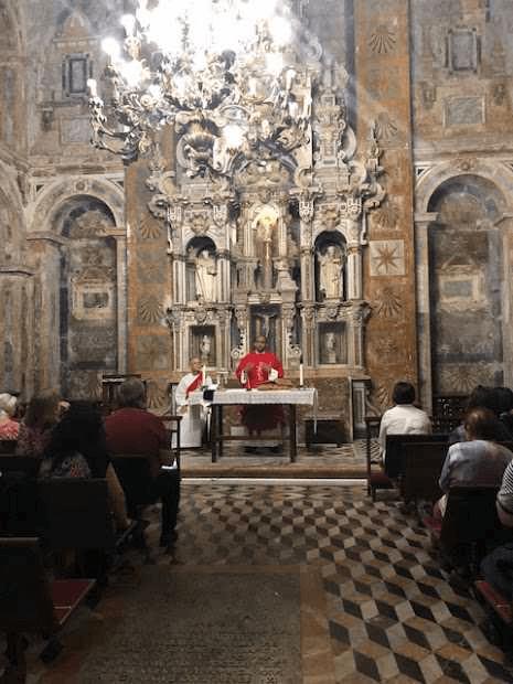 Fr Amar's pilgrimage 1