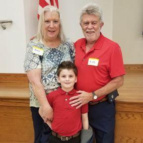 Susan + Mike Dreier + Tyler