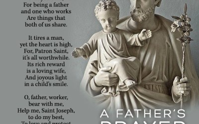 12TH SUNDAY IN ORDINARY TIME: HAPPY FATHER'S DAY