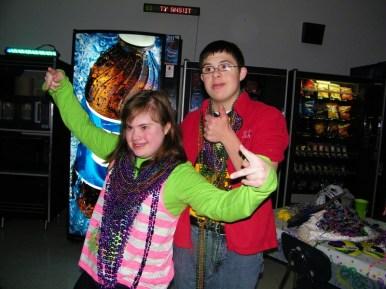 Kaitlynn Sparks and Zach Petruccelli