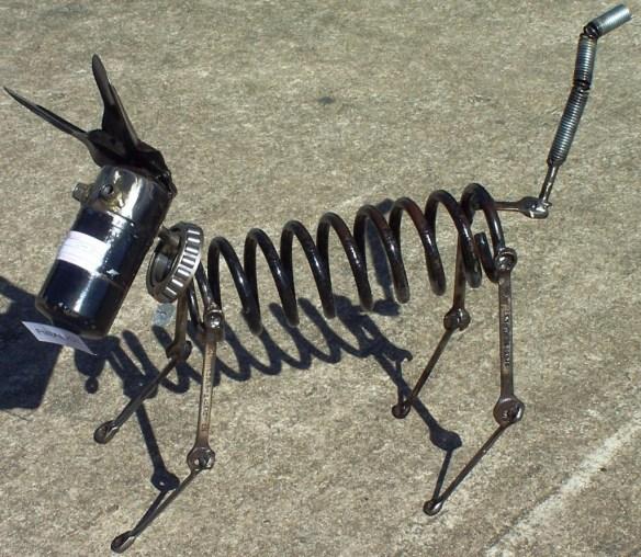 Metal Sculpture (5)
