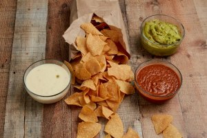 chips and salsa takeout