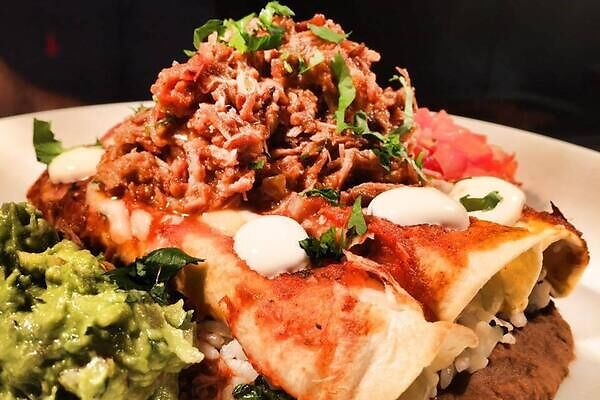 """If you try a Holy Tequila enchilada you will get """"all of it"""" in flavor"""