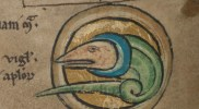 TCD MS 90 f3v October: Scorpio. © The Board of Trinity College Dublin