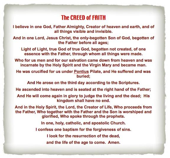 The Creed of Faith JPGsmall