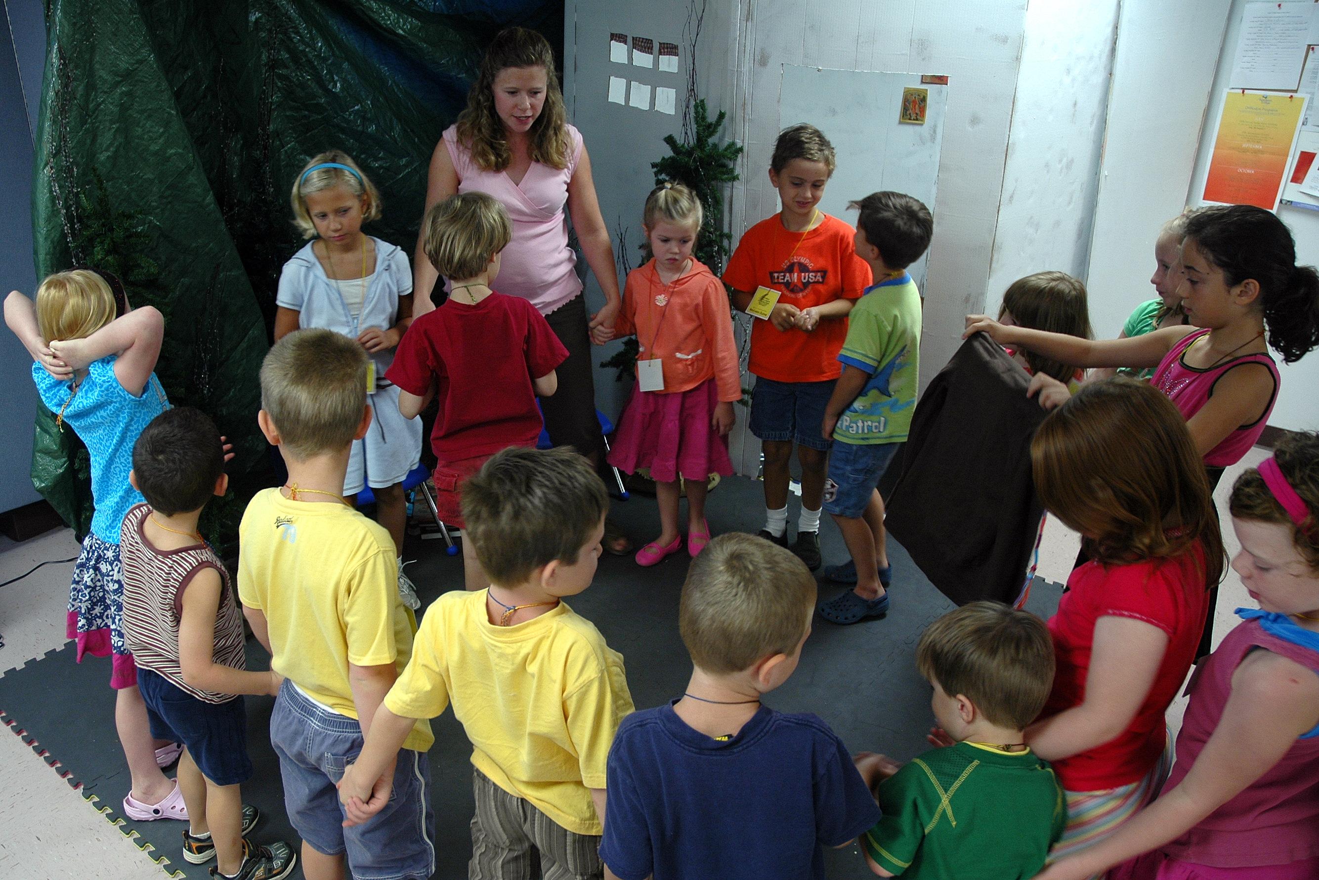 Vacation Bible School Got Fruit