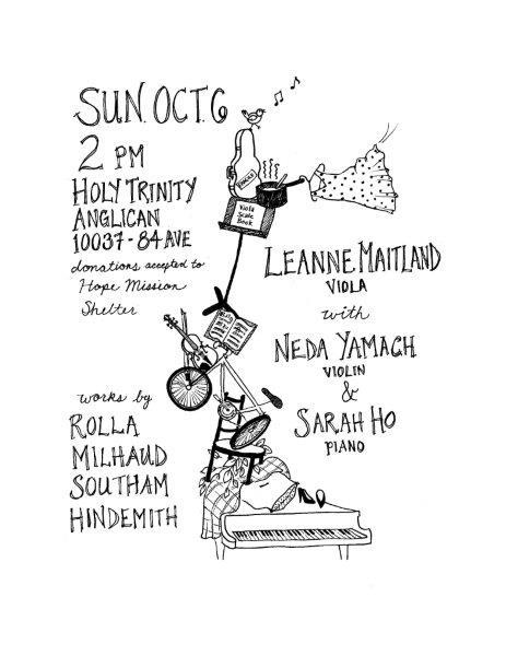 Holy Trinity Concert Series Presents: Leanne Maitland