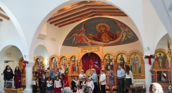 Churches Of West Holy Trinity Greek Orthodox Church - Year