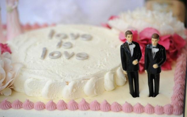 same sex wedding gay holy union