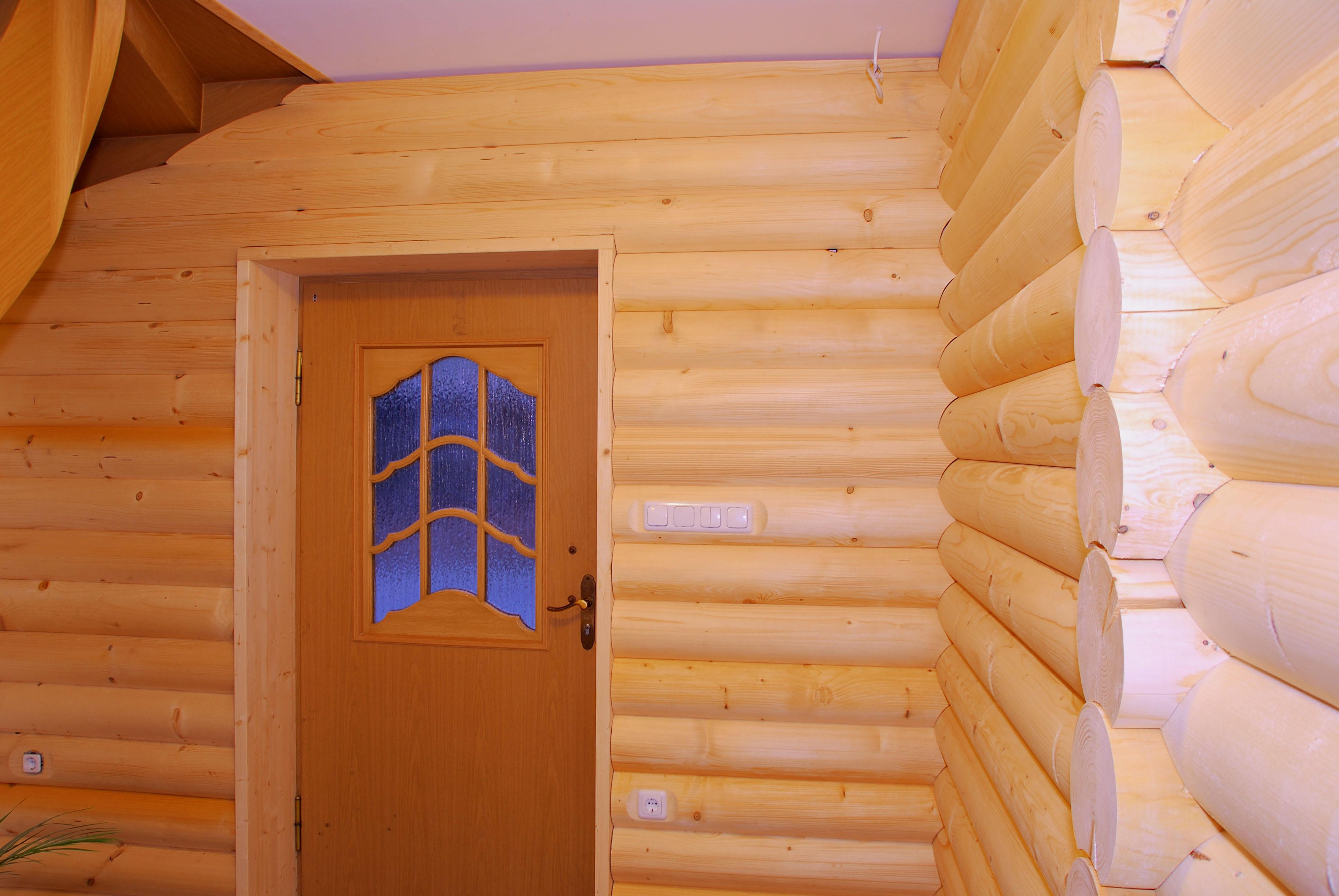 Blockhausprofile  Der Holzspezialist