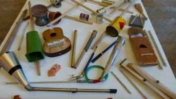 Instrumente in Selbstbau