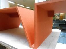 Farb-MDF Tisch