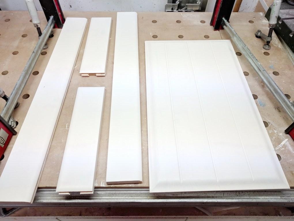 Rahmenteile