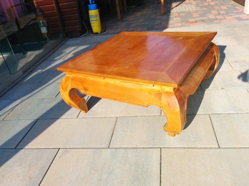 Tischplatte renovieren