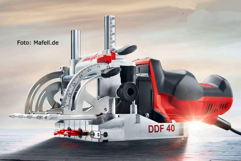 Duodübler Mafell DDF 40