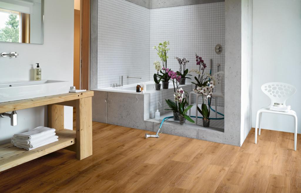 Vinylboden DesignBoden v Fachhndler  Holz Ziller