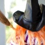ハロウィン魔女の仮装