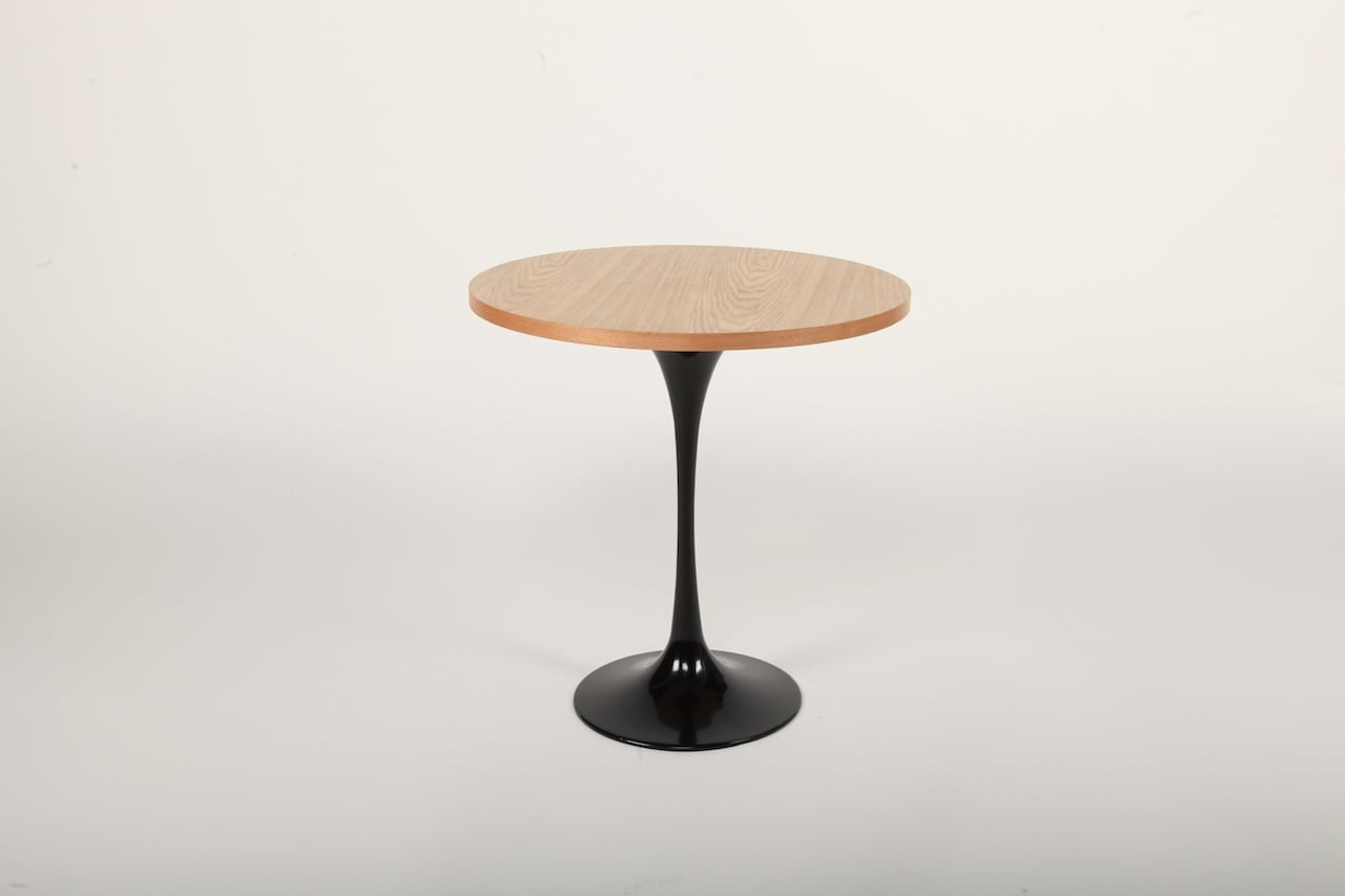 tulip table and chairs nz office chair floor mat side wood top homage