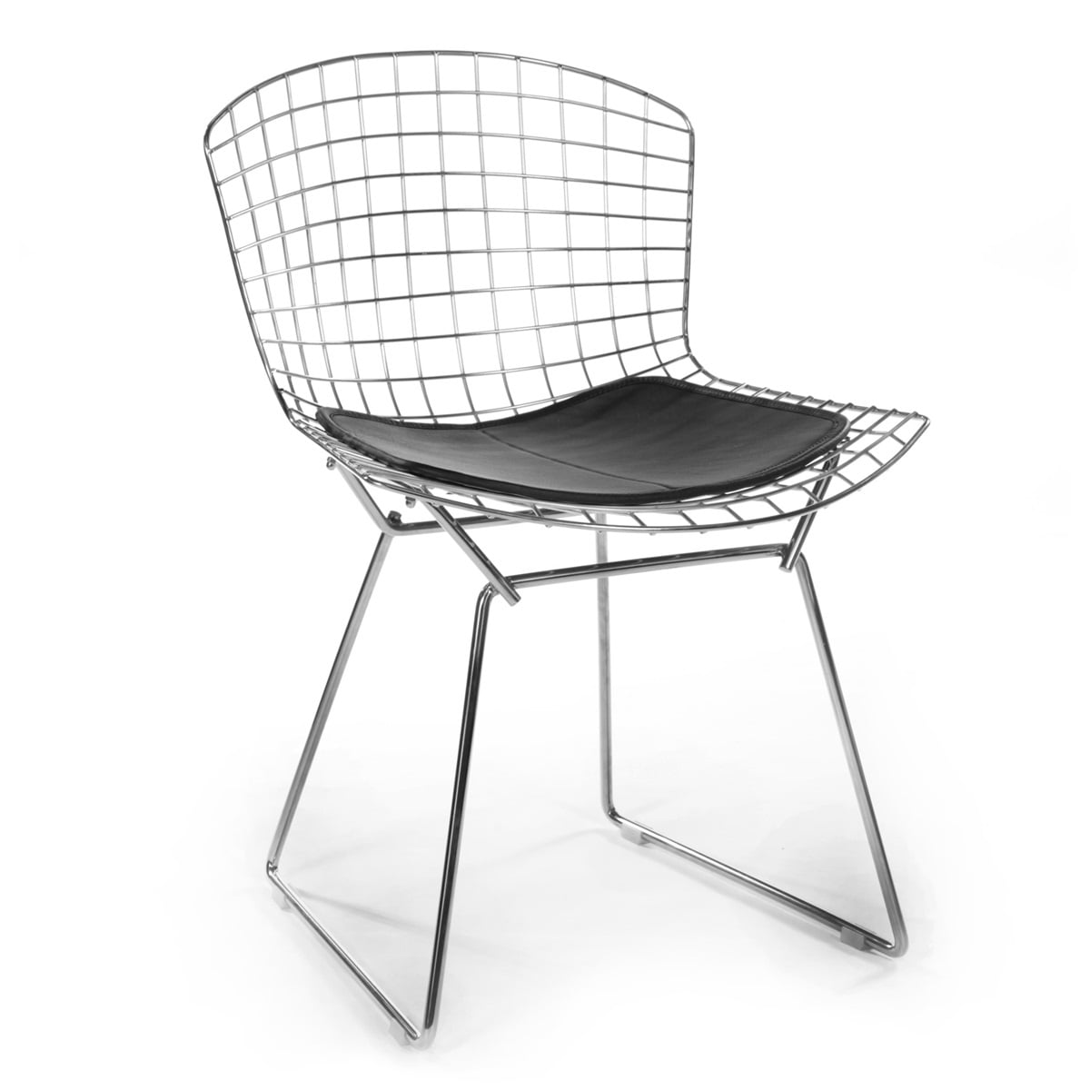 bertoia wire chair original kohls lounge chairs dining homage