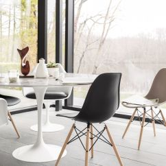 Tulip Table And Chairs Nz Recliner Chair Contemporary Design 1200mm Marble Dining Homage