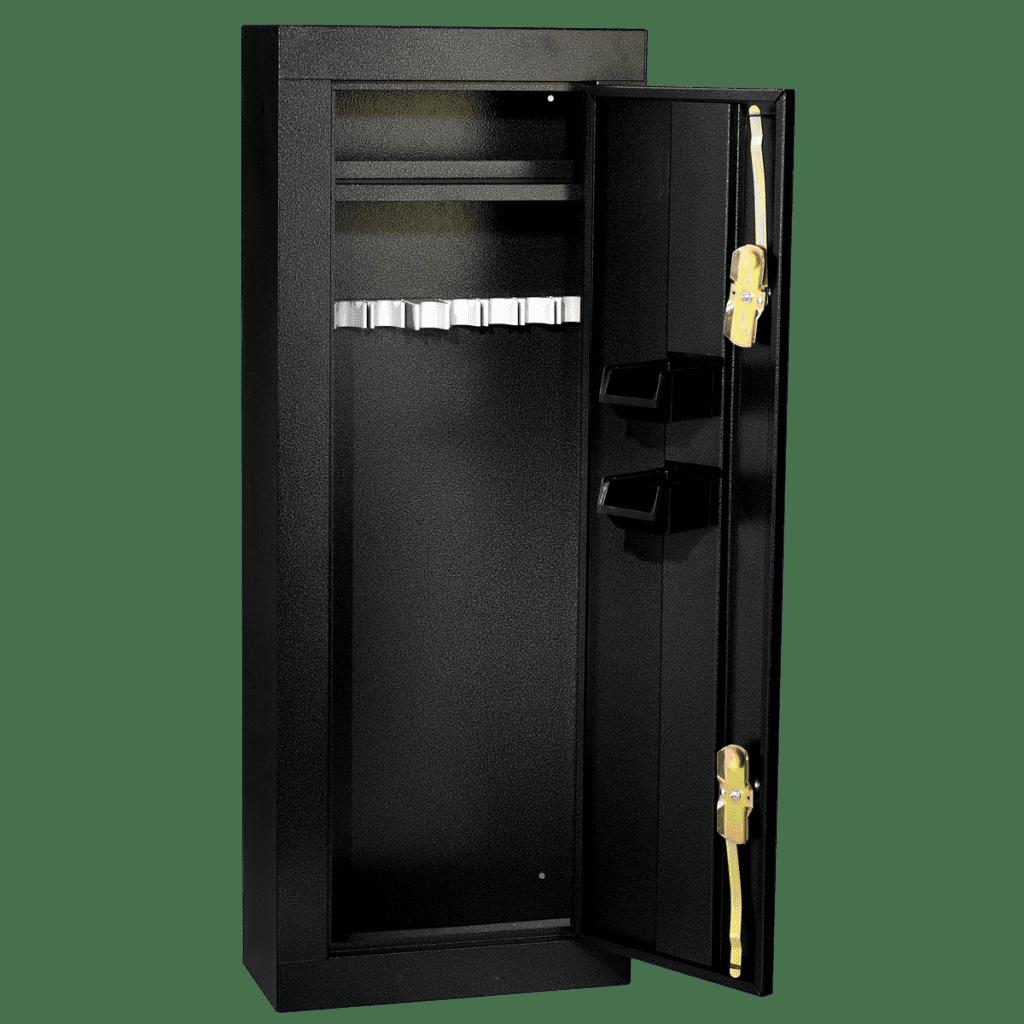 Homak 8 Gun Steel Security Cabinet  Gun Safes  Homak