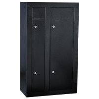 Homak 8 Gun Double Door Security Cabinet | Gun Safes | Homak