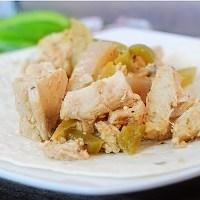 Slow-Cooker Chicken Fajitas