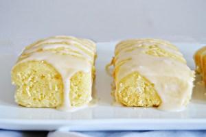 Lemon Pound Cake with Orange Glaze   Homan at Home