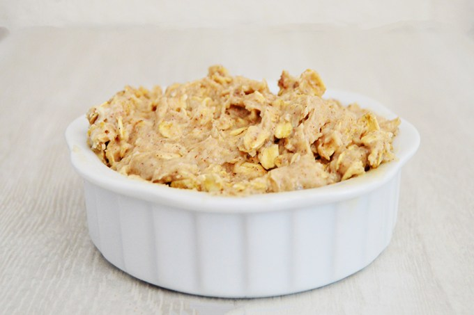 Eggless Oatmeal Cookie Dough | Homan at Home