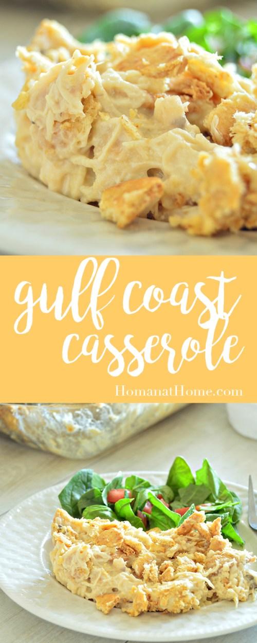 Gulf Coast Casserole   Homan at Home