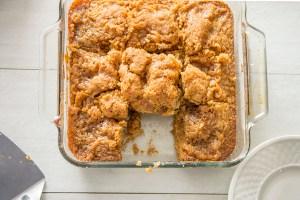 Applesauce Snack Cake | Homan at Home