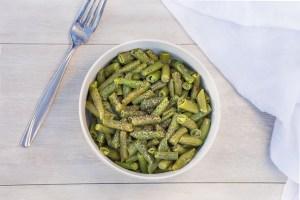 Garlic Butter Green Beans | Homan at Home