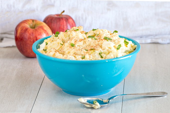 Grandma's Potato Salad | Homan at Home