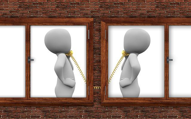 跟自己說話