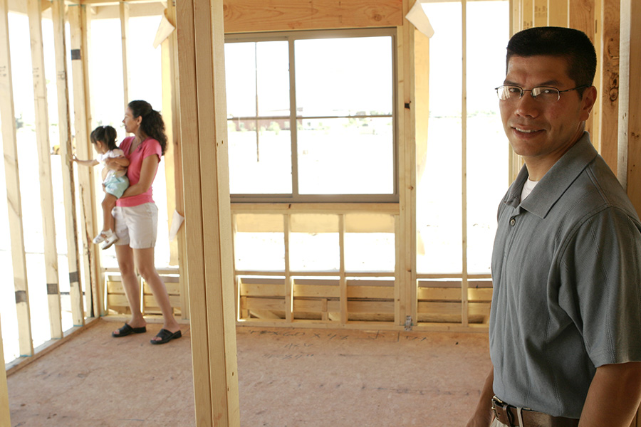 Home Buyers' Preferences Shift Towards New Construction