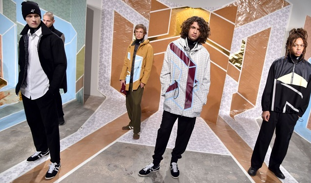 Hombre1 Com Latino Designers Shine At New York Fashion Week Men S
