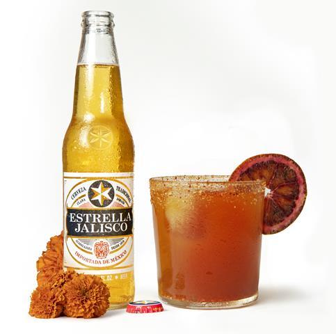 NEW 125 Estrella Jalisco Day Of The Dead Dia De Los Muertos Bar beer Coaster Pub