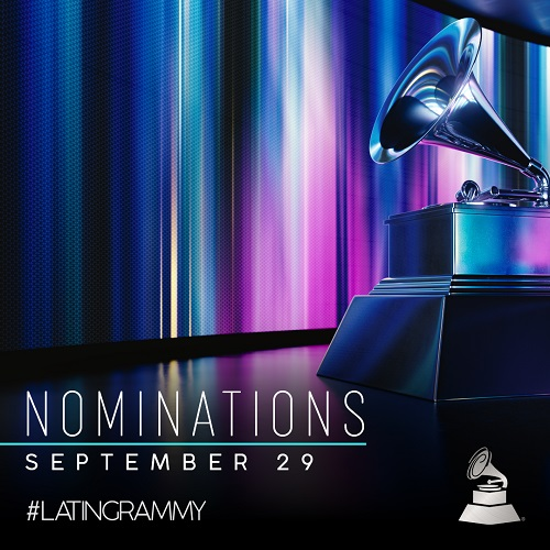 hombre1.com | 21st Annual Latin GRAMMY Awards Nomination's Date ...