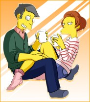 Edna y Symour, por matsuri1128