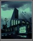 La iglesia, por Tim Doyle
