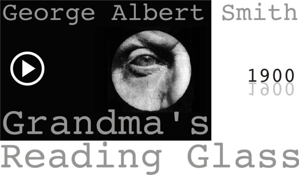 Grandma's Reading Glass hombredepalo