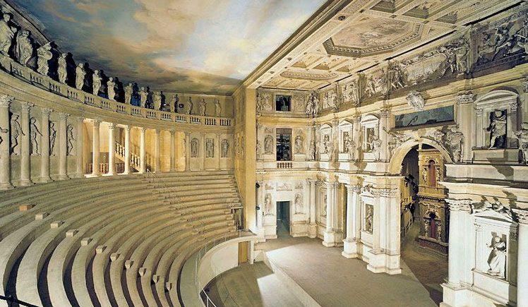 Teatro Olímpico Vicenza