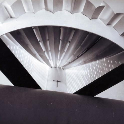 Maqueta del Concurso de la Iglesia de San Esteban protomártir en Cuenca