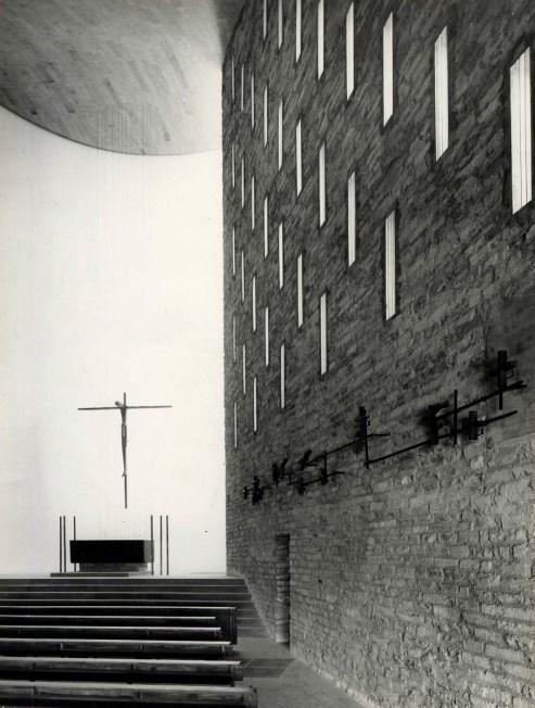 Iglesia de la Coronación de Vitoria. Fotografía Alberto Schommer.