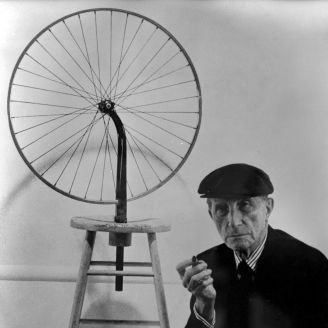 1913. Rueda de bicicleta