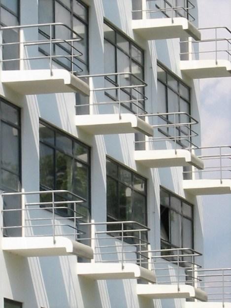 Apartamentos de estudiantes, Dessau